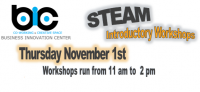 STEAM Intro Workshops