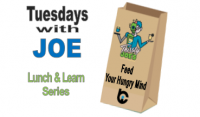 Feed Your Hungry Mind ~ Lunch & Learn Tuesdays