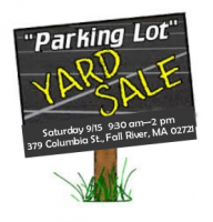 Yard Sale @ The BIC